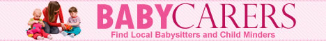 BabyCarers.com - Find babysitters and childminders near you!